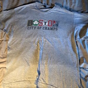 Boston City of Champs T-Shirt